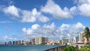 憧れのハワイ航路…