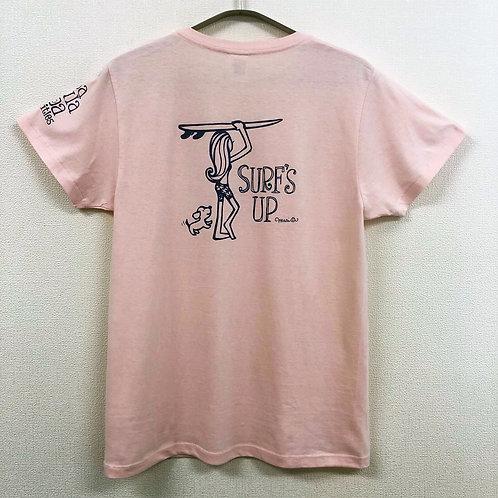 Tシャツ(Surf girl)