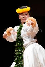 Miss Mokihana Hula Kahiko - Hālau Hula O Ishibashi 田中 美優さん