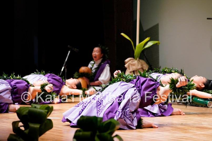 Wahine Kahiko Nei - Nā Lei O Pōpōhau