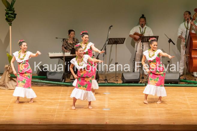 Hui / ʻOhana - Ka Liko Lehua