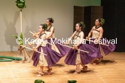 Group Wahine Kahiko Nei - Hālau Hula O Puaʻena