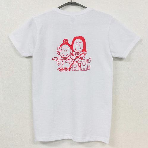 クルーネックTシャツ(Kahula & Hoa)