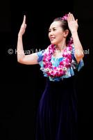 Kupuna Mokihana Hula ʻAuana - Aloha Ke Ānuenue 城戸 尚子さん