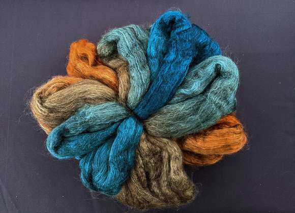 Garden of the Gods: Merino, Yak, Bombyx Silk
