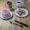 cake and  cookies