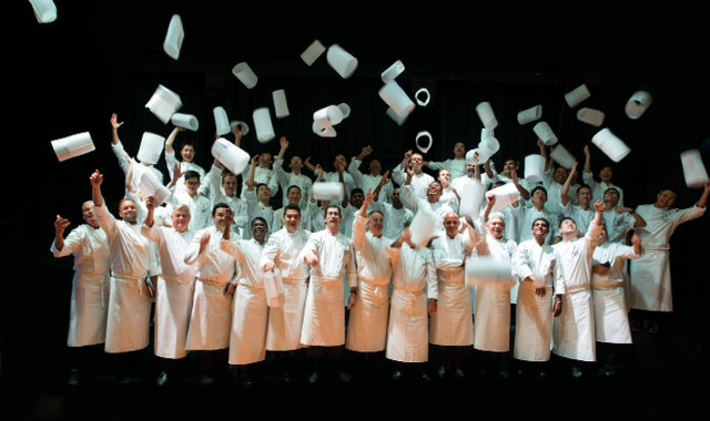 Greatest Chefs in the World