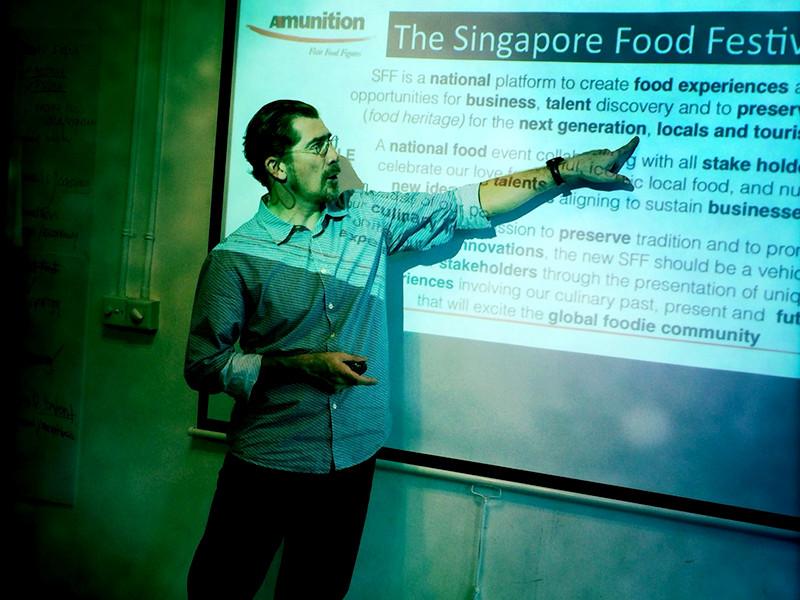 STB-Singapore Food Festival