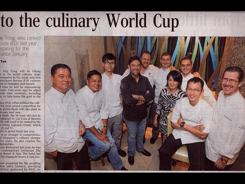 Culinary World Cup