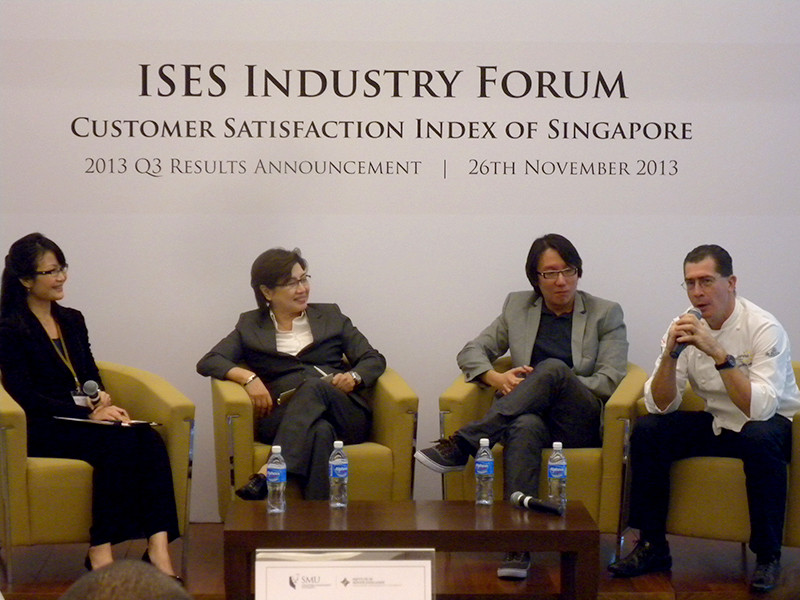 SMU Service Industry Forum
