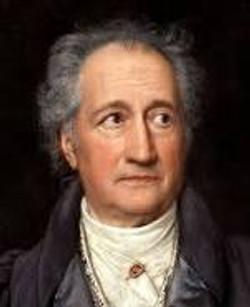 Johann Wolfgang v.Goethe (1749-1832)