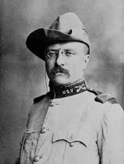 Theodore Roosevelt (1858-1911)