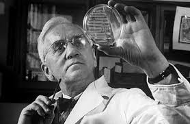 Sir Alexander Fleming (1881-1955)