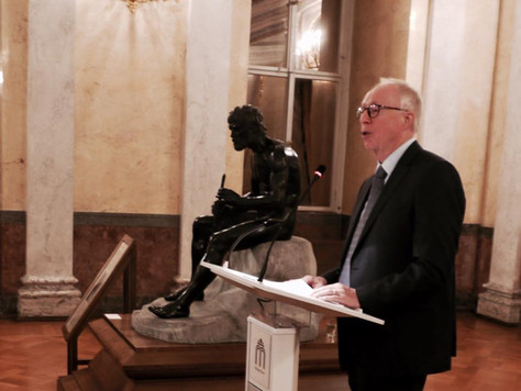 Eröffnungsrede der Ausstellung  in den Meininger Museen am 06. Oktober 2016