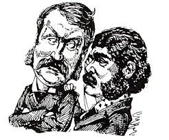 Arthur Sullivan & William S. Gilbert
