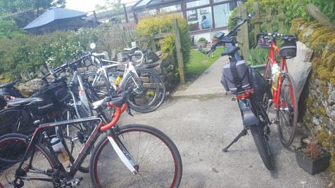 Cycle friendly!