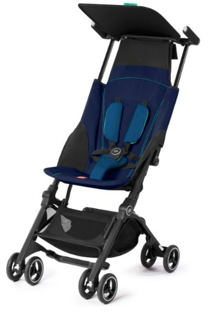 STROLLER QB POCKIT ORIGINAL - NIGHT BLUE