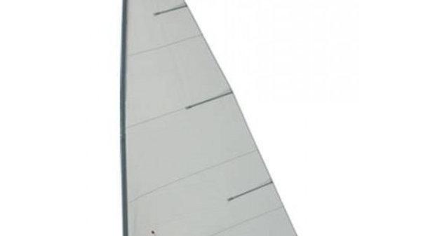 Vela tipo Laser blanca estándar MKII