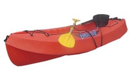 Kayak explorador.
