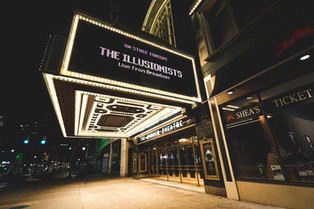 The Illusionists - US TOUR 20