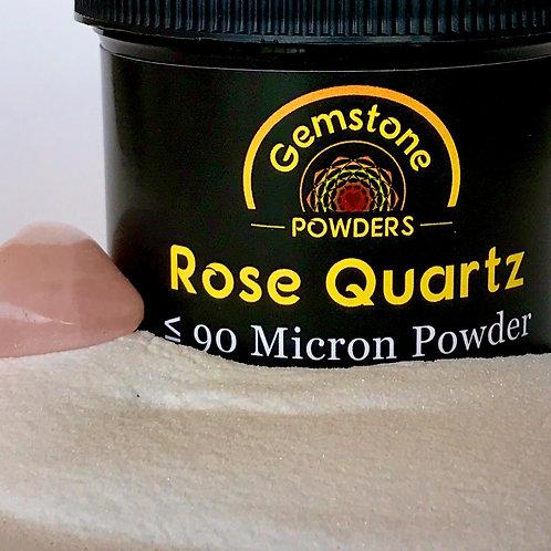 Rose Quartz - 90 Micron