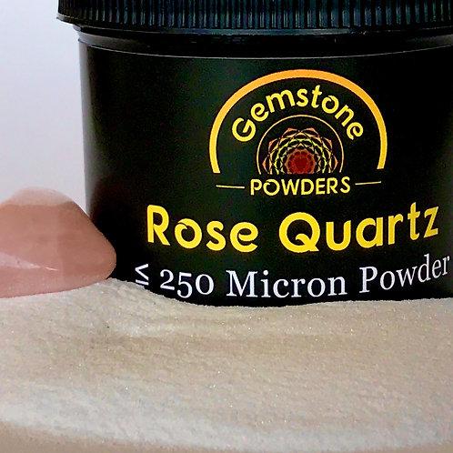 Rose Quartz - 250 Micron