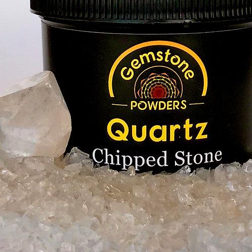 Quartz - Chipped Stone
