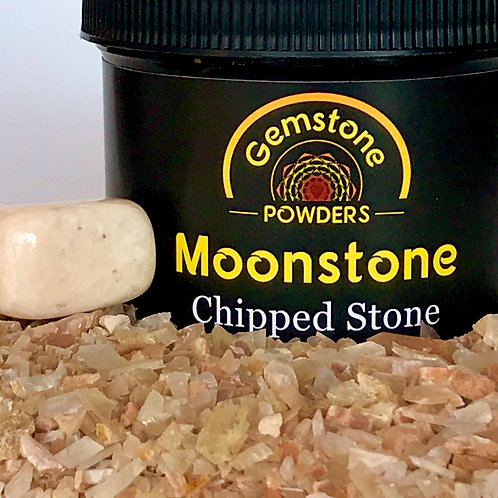 Moonstone - Chipped Stone
