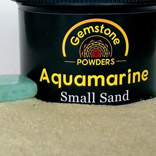 Aquamarine - Small Sand
