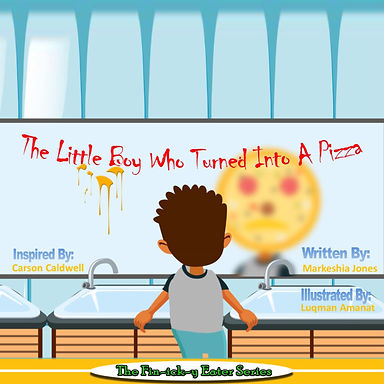_The Little Boy Who Turned Into A Pizza_