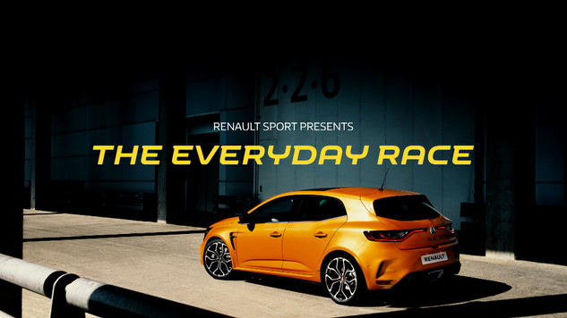 Tag Renault Mégane RS