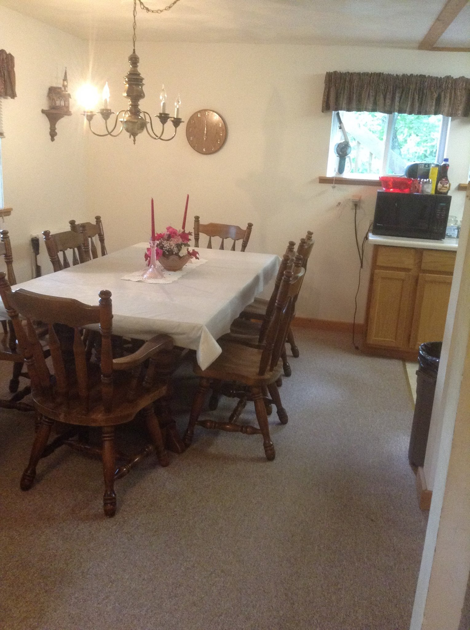 Second Floor Dining Room