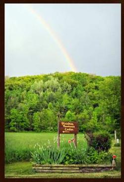 Rainbow Over MRC