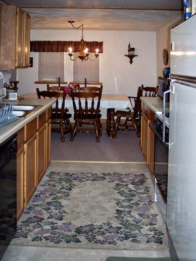 Second Floor Kitchen