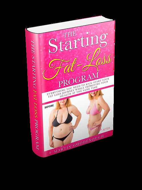 The Starting Weight Loss Program