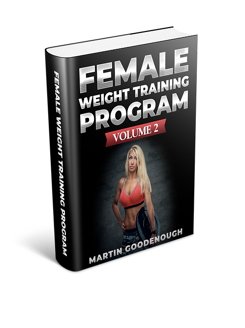 Female Weight Training Volume 2