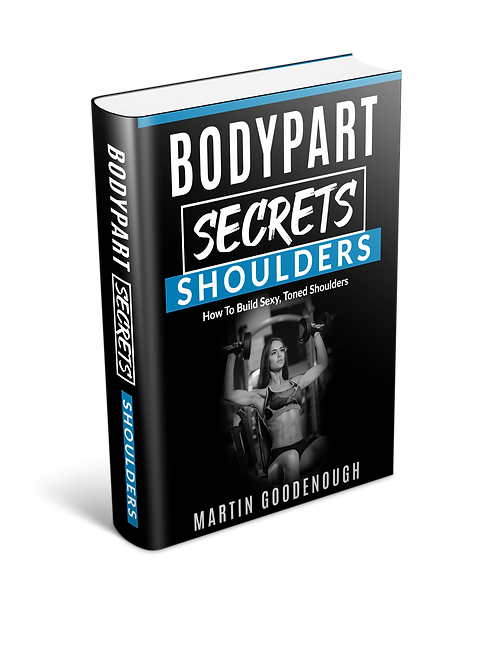 Body Part Secrets - Shoulders