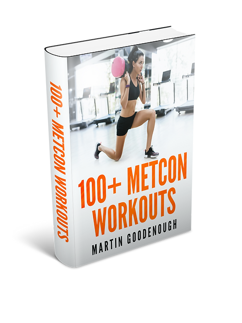 100 + Met-Con Workouts