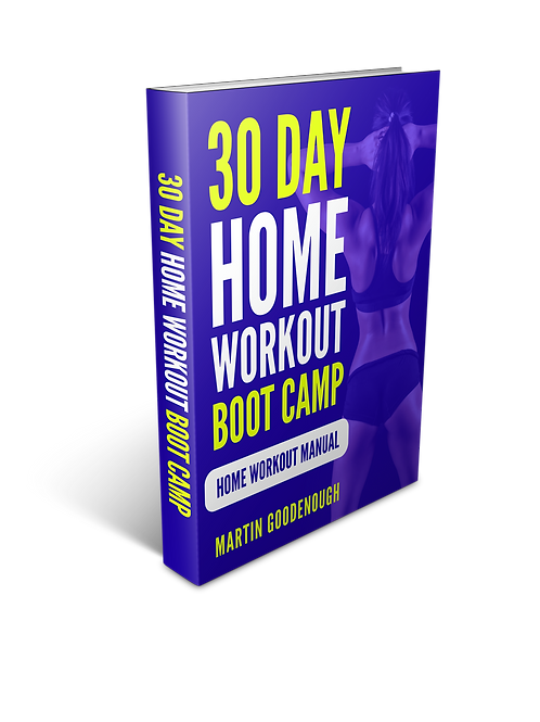 30 Day Home Workout Boot Camp Bundle