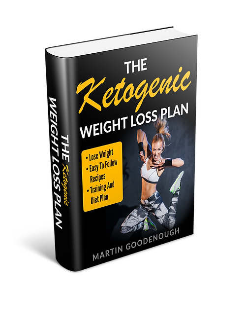 The Ketogenic Weight Loss Plan
