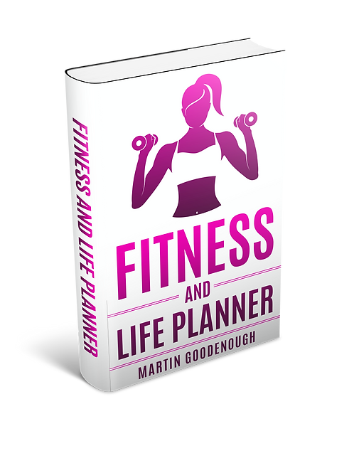 Fitness and Life Planner