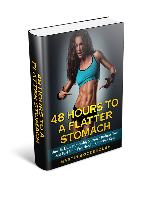 48 Hours To A Flatter Stomach