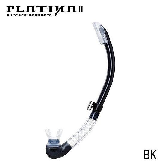 TUSA Platina II Hyperdry Snorkel