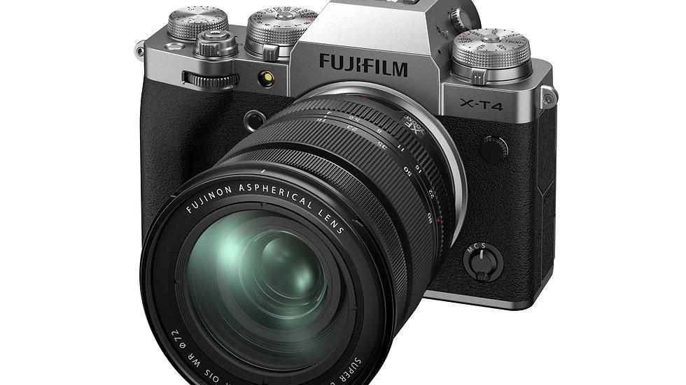 FUJIFILM X-T4 + XF 16-80MM