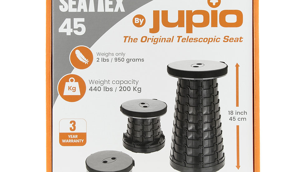 Jupio Seattex 45 Grey
