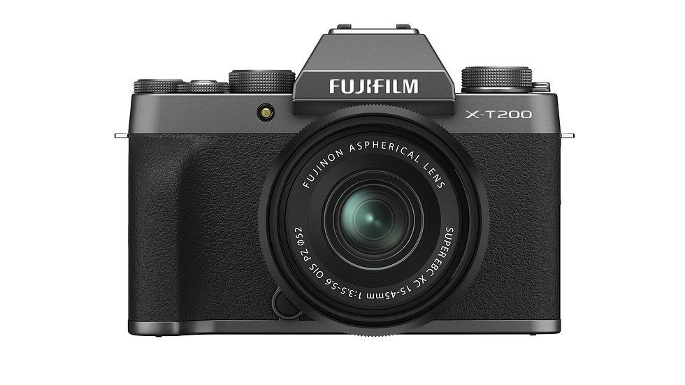 FUJIFILM X-T200 + XC 15-45MM