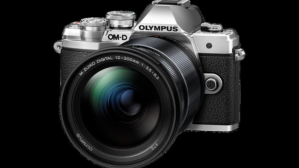 OLYMPUS E-M10 III  + 12-200MM M. ZUIKO DIGITAL ED F/3.5-6.3