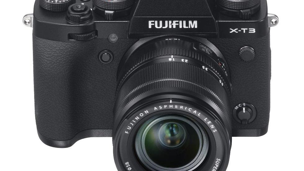 Fujifilm X-T3 + XF 18-55mm f/2.8-4.0 R LM OIS