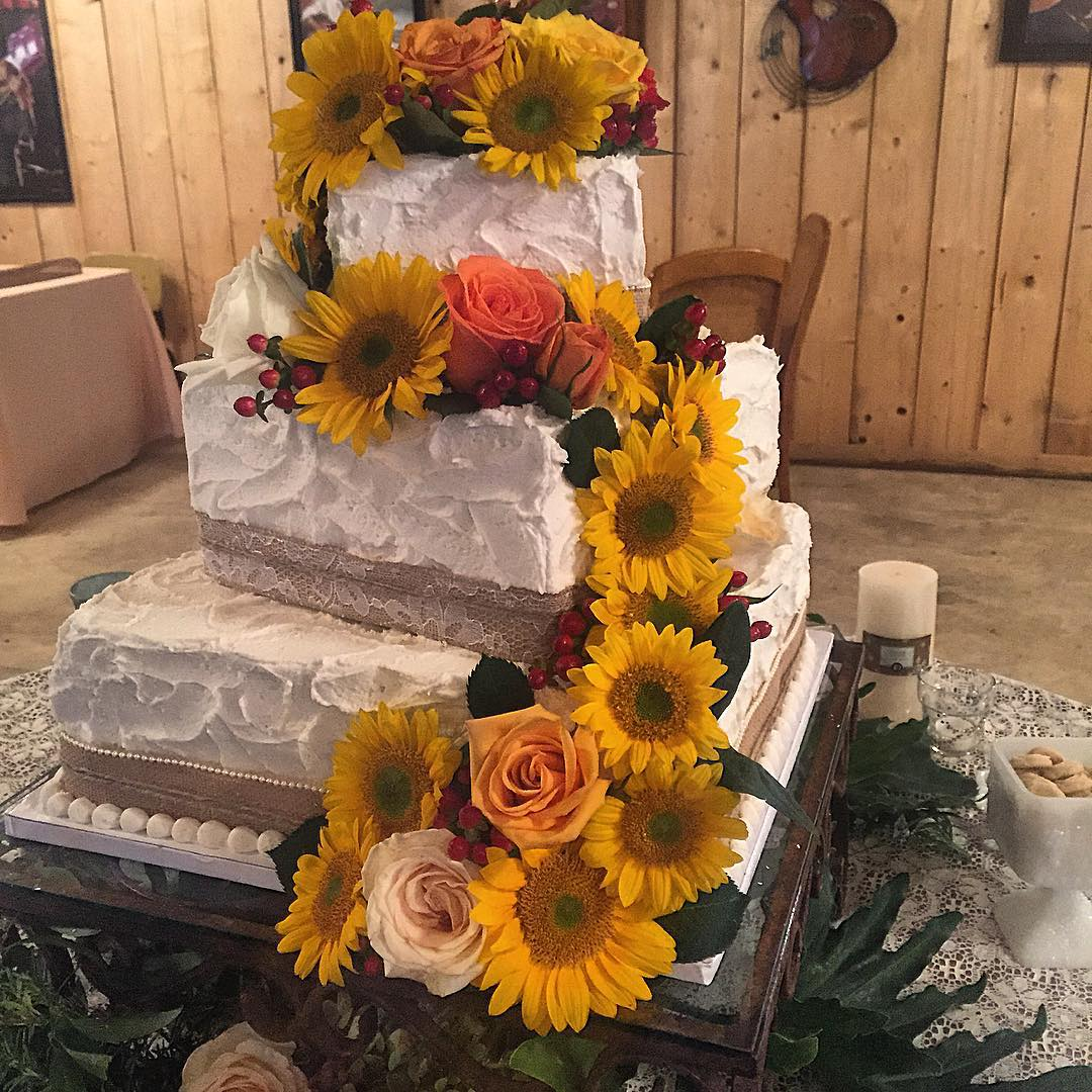 MaryLeeWeddingCake
