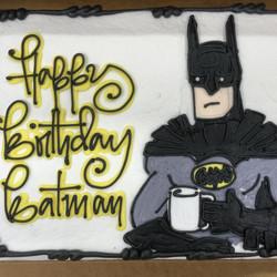 BatmanCake